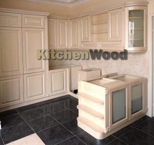 DSC00811 300x284 - Галерея кухонь из массива