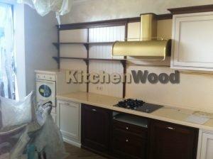 H 002 300x224 - Галерея кухонь из массива