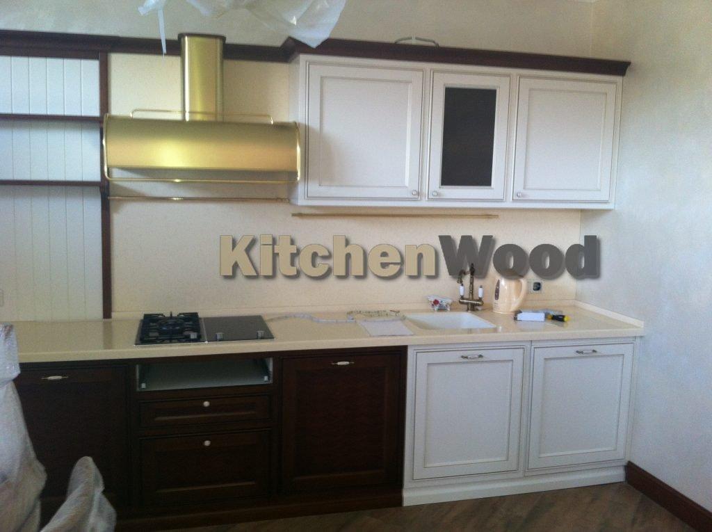 H 003 1024x765 - Цена на кухни из дерева