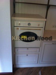H 006 224x300 - Галерея кухонь из массива