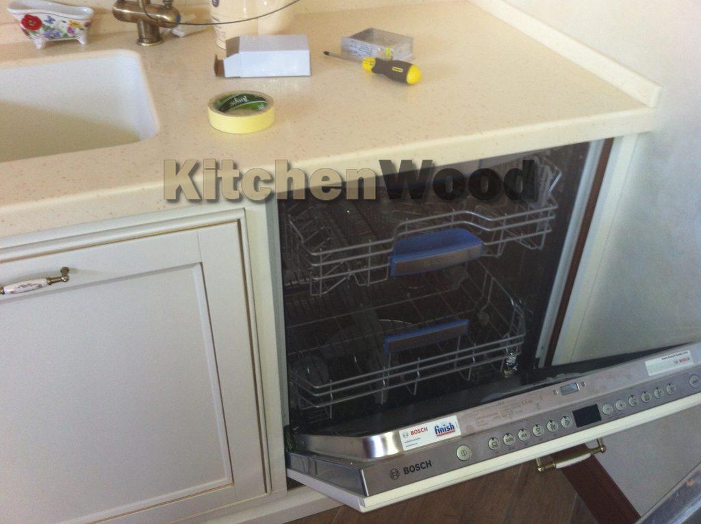 H 013 1024x765 - Цена на кухни из дерева