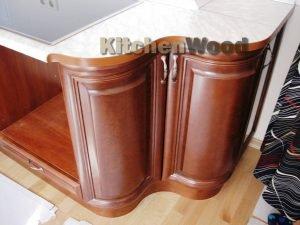 IMG 1503 300x225 - Галерея кухонь из массива