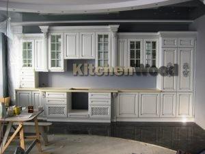 IMG 3396 300x225 - Галерея кухонь из массива