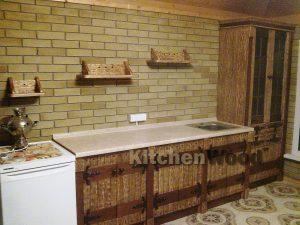 Izobrazhenie 236 300x225 - Галерея кухонь из массива