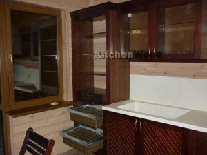 P1030742 300x225 - Галерея кухонь из массива