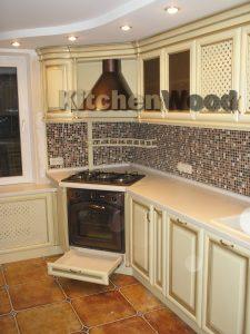 P1200439 225x300 - Галерея кухонь из массива