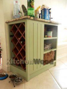 1243 225x300 - Галерея кухонь из массива
