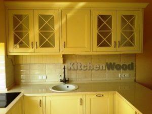 2323 300x225 - Галерея кухонь из массива