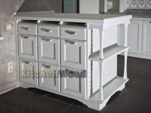 531 1 300x225 - Галерея кухонь из массива
