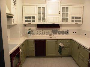 6 300x225 - Галерея кухонь из массива