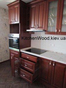 IMG 1025 225x300 - Галерея кухонь из массива