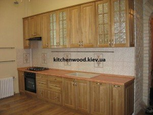 IMG 6447 300x225 - Галерея кухонь из массива