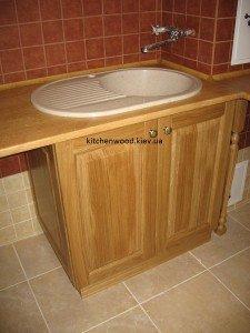 IMG 6458 225x300 - Галерея кухонь из массива