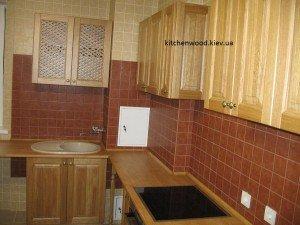 IMG 6464 300x225 - Галерея кухонь из массива