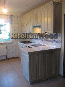 IMG 7275 225x300 - Галерея кухонь из массива