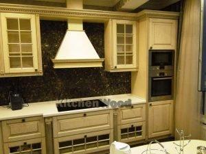 dsc00193 2 300x225 - Галерея кухонь из массива