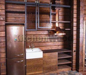 kitchen kb 01 300x263 - Галерея кухонь из массива