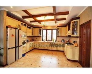 kuhnja ekoKlassik k056 900x720 300x240 - Галерея кухонь из массива