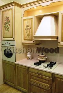 kuhnya massiv 205x300 - Галерея кухонь из массива