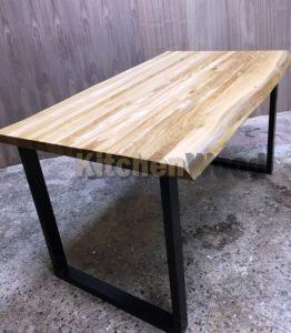 7656sh 262x300 - Столы из массива дерева на заказ