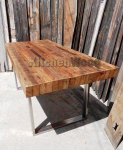 c36e0920a42ba16be95d19c7d48b1c95 246x300 - Столы из массива дерева на заказ