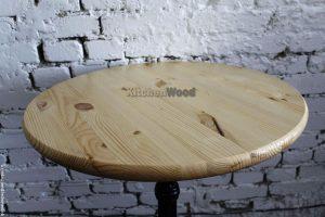 d4b2f658e4c7b1ba85b7dd8b71hd dlya doma i interera kruglyj stol chugunnoe osnovanie 300x200 - Столы из массива дерева на заказ