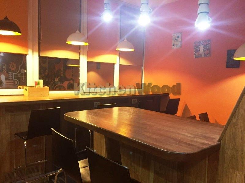 Столешницы для баров и ресторанов