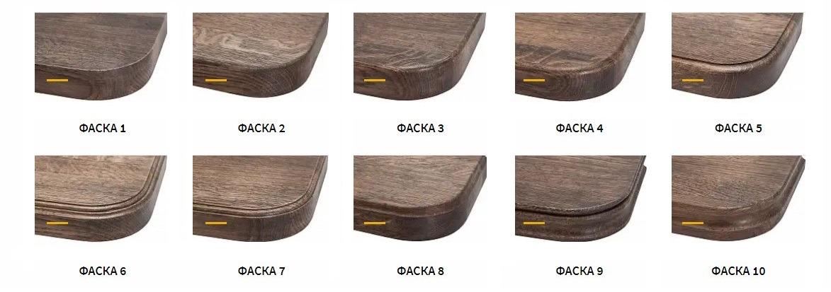 Подоконник из дерева на заказ Черкассы
