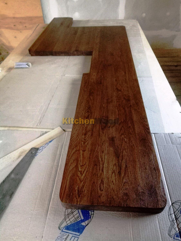 Столешницы из дерева на заказ